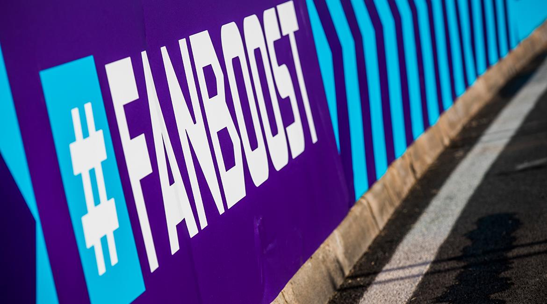 Formel E Fanboost