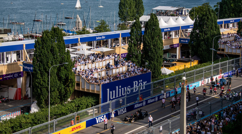 Zürich E-Prix 2018_Julius Bär_Hospitality_Foto: Schweizer Illustrierte