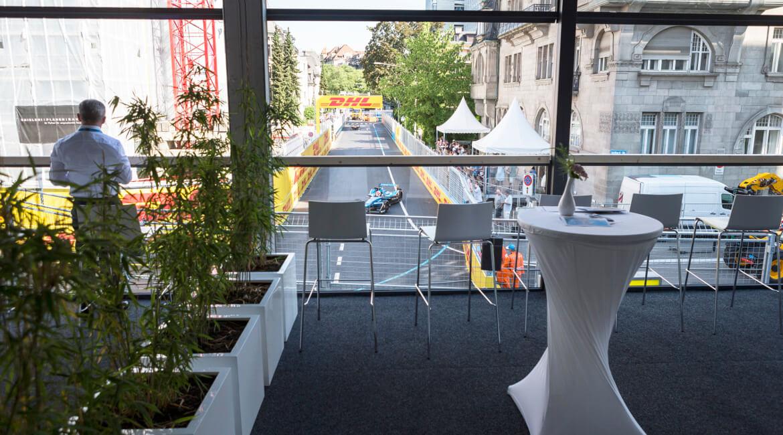 Zürich E-Prix 2018_Hospitality Zone_Foto: Dsteinmann
