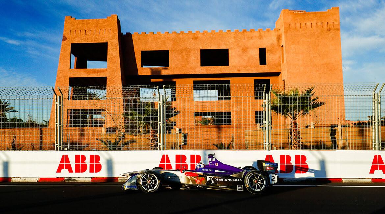 Formel E Marrakesh