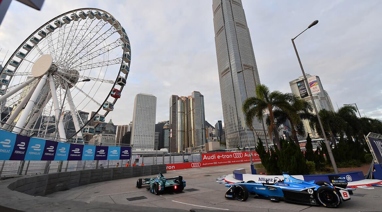 Formel E Hong Kong