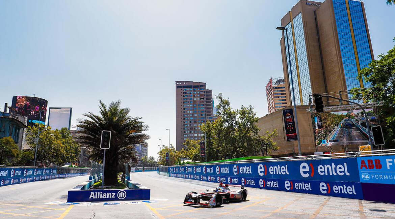 Formel E Santiago E-Prix