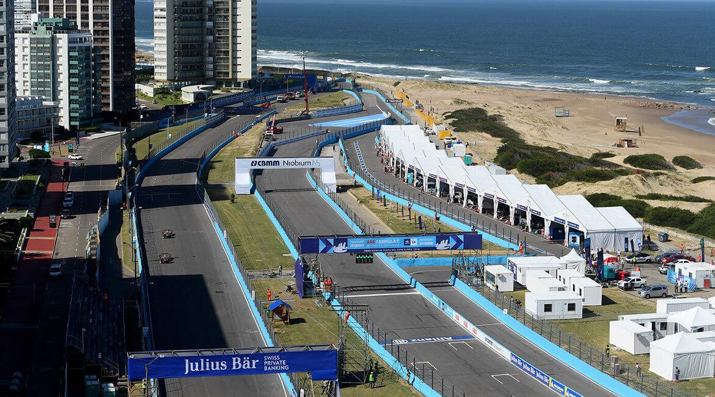 Formula E Punta Del Este E-Prix 2018 Friday