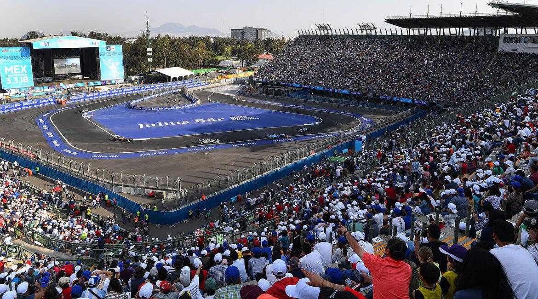 Formula E Mexico E-Prix 2018