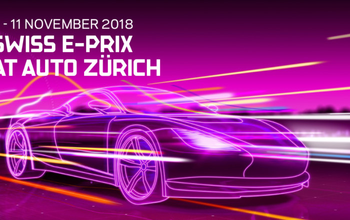 News Formel E Auto Zurich