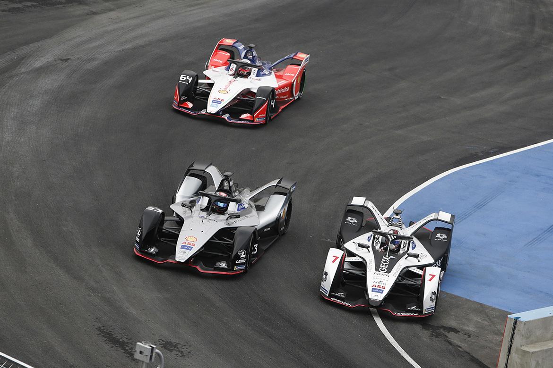 Formel E - Season 5 - Electric Race Car