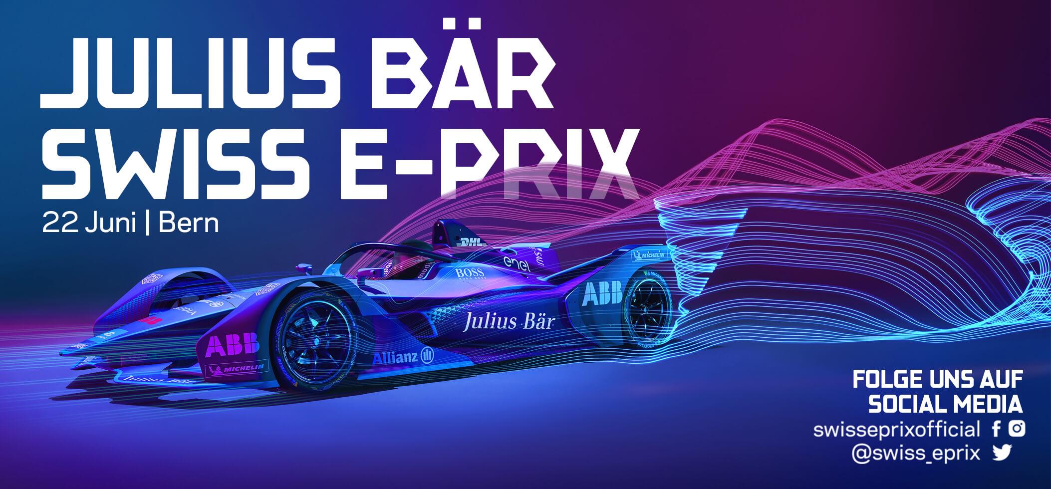 Julius Bär Swiss E Prix