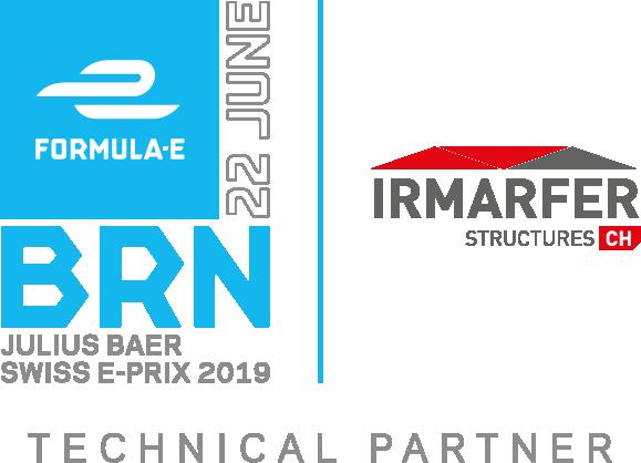 IRMARFER Swiss E-Prix Partner Logo