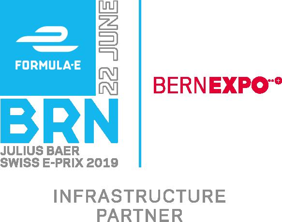 BERNEXPO Swiss E-Prix Partner Logo